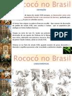 5 Rococó no Brasil
