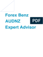 Forex Benz AUDNZ Set Up Guide