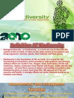 Biodiversity PPT(Science)