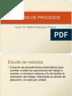 Analisis de Procesos