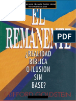 Clifford Goldstein_El Remanente
