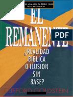 Clifford Goldstein_El Remanente