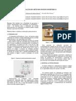 Artigo VII Semetro - Automação do Método Potenciométrico