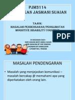 PJM3114 Masalah Pendengaran & Penglihatan