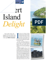 The Travel & Leisure Magazine St Lucia Feature