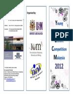 YPLC 2012 Brochure (Malaysia Level) [Compatibility Mode]