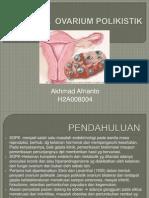 1. Referat Sindrom Ovarium Polikistik