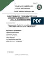 CARACTERIZACION Y PRIORIZACION DE LA MICROCUENCA PUEBLO NUEVO- CASITAS PARA EL PLANEAMIENTO RURAL.docx