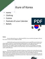Culture of Korea