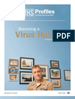 MHS Profiles:Becoming A Virus Hunter
