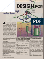 Chemical Engineering - June 1997 - Pipe Design for Robust Systems