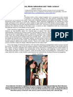 1210a, Postmodernism, Hindu Nationalism, Vedic Science, Nanda, 2004-2