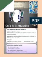 guia de motivacion