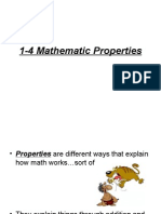 1-4 Ma Thematic Properties