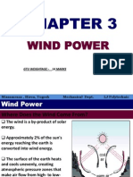Ch.3 Wind Power