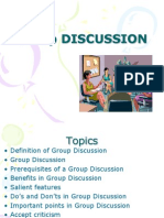 167584750-GroupDiscussion-ppt