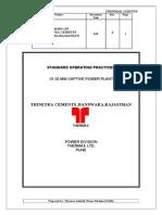 Standard operation procedure