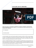 Atlantico - Quand Rester Assis Tue Plus Que La Cigarette - 2013-01-26
