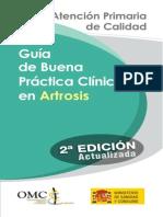 Artrosis guia española