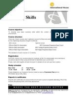 Effective Skills E
