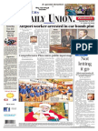 The Daily Union. December 14, 2013