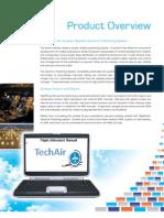 TechPubs Product Brochure 2008