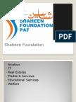 Shaheen Foundation HR department