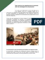 Dialogo Social en Las Empresas