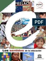 Los sentidos de la Educación. UNESCO