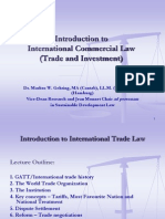 29-6-10 Introduction to Intl Commercial Law