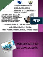 Capacitacion_Gestion Del Capital Humano