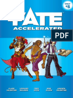 Fate Accelerated Electronic Edition