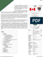 Canadá - Wikipedia, la enciclopedia libre