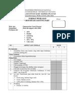 Format Ujian CPR