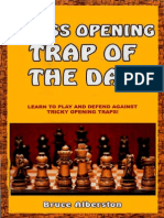 Chess Opening Trap of the Day-Part 1