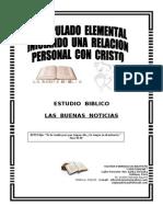Buenas Noticias Discipulado Elemental-estudio Biblico Rev