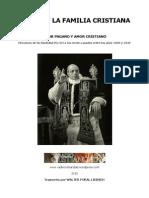 PÍO XII Y LA FAMILIA CRISTIANA