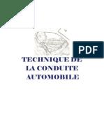 Technique de La Conduite Automobile(2)
