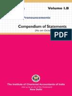 Handbook on Auditing Pronouncements Vol I.b 2011