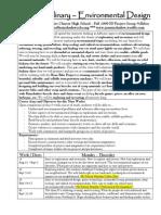 Syllabus Fall ID Env Design