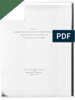 Platte 1968 Bittinger Study