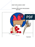 MEATS and LIVESTOCK Market Intel BC Cover Page
