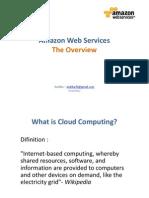 Amazon web services Overview | Public