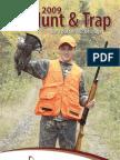 2009 New Brunswick Hunt & Trap Book
