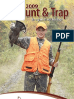 2009 New Brunswick Hunt & Trap Book