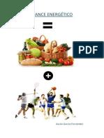 Trabajo Balance Energetico PDF