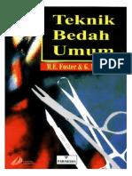 Buku Bedah Umum