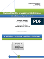 Pakistan Identity Management