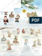 Precious Moments 2009 Holiday Catalog I