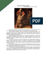 Întoarcerea fiului risipitor, Rembrandt